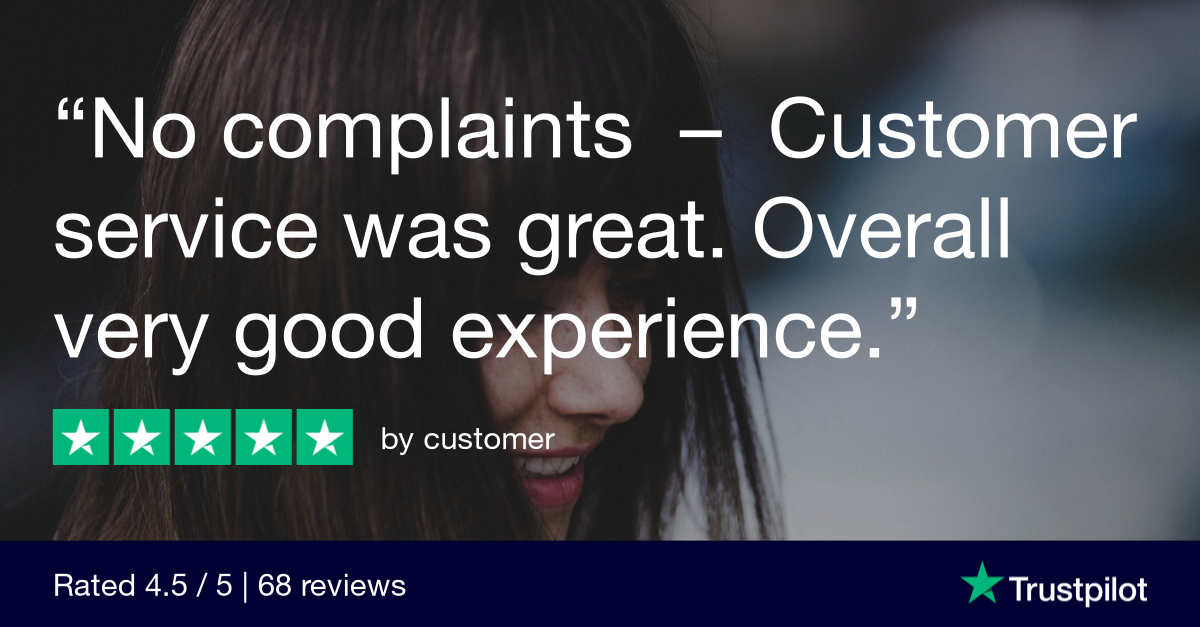 Our plans were exactly what we wanted. | Trustpilot